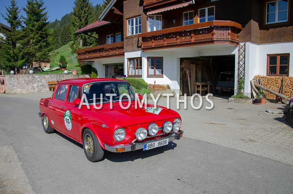 Automythos | 7. Bodensee Klassik 2018 | 93 | Wang Yin & Song Wenting | Skoda 100 L Rallye