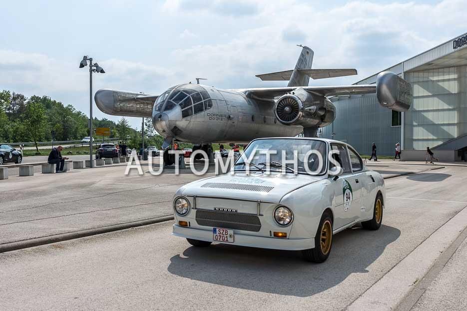 Automythos | 7. Bodensee Klassik 2018 | 94 | Michael Oeljeklaus & Vítezslav Kodym | Skoda 130 RS