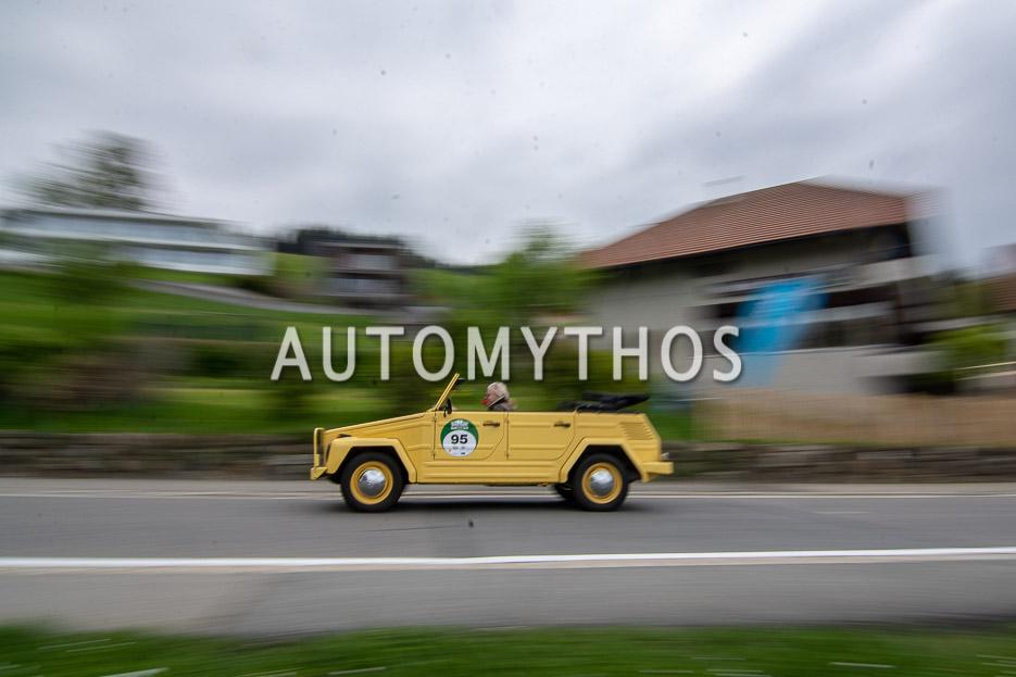 Automythos | 7. Bodensee Klassik 2018 | 95 | Dr. Arndt Bühler & Annette Bühler | Volkswagen 181