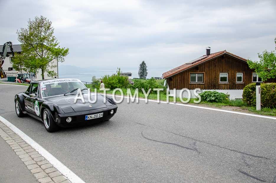 Automythos | 7. Bodensee Klassik 2018 | 96 | Siegbert Müller & Siggi Auer | Porsche 914/6