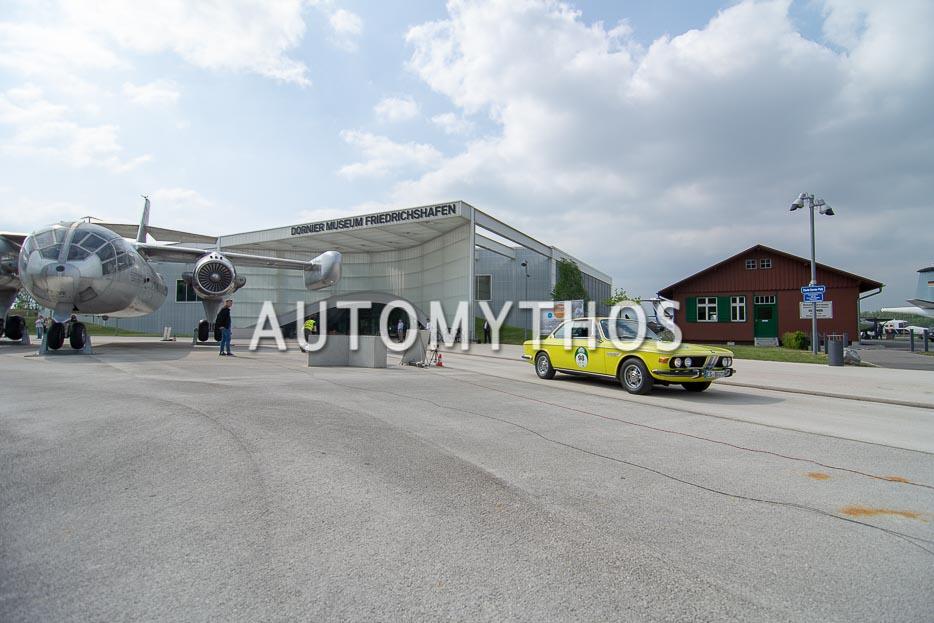 Automythos | 7. Bodensee Klassik 2018 | 98 | Bernhard Gottwald & Simone Gottwald | BMW 3.0 CSi