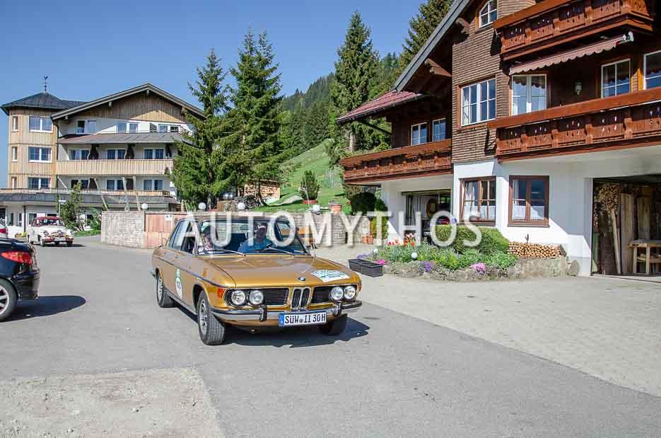 Automythos | 7. Bodensee Klassik 2018 | 100 | Andreas Jeschke & Wonterghem Carine van | BMW 3.0 S