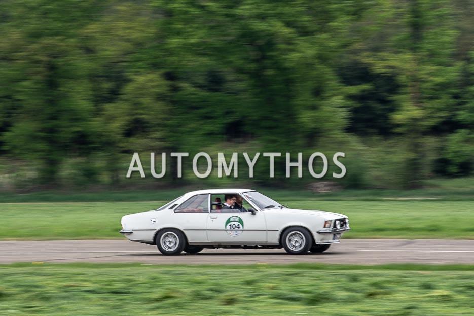 Automythos | 7. Bodensee Klassik 2018 | 104 | Axel Ernst & Johannes Bitter-Suermann | Opel Commodore B GS/E 2800 Coupé
