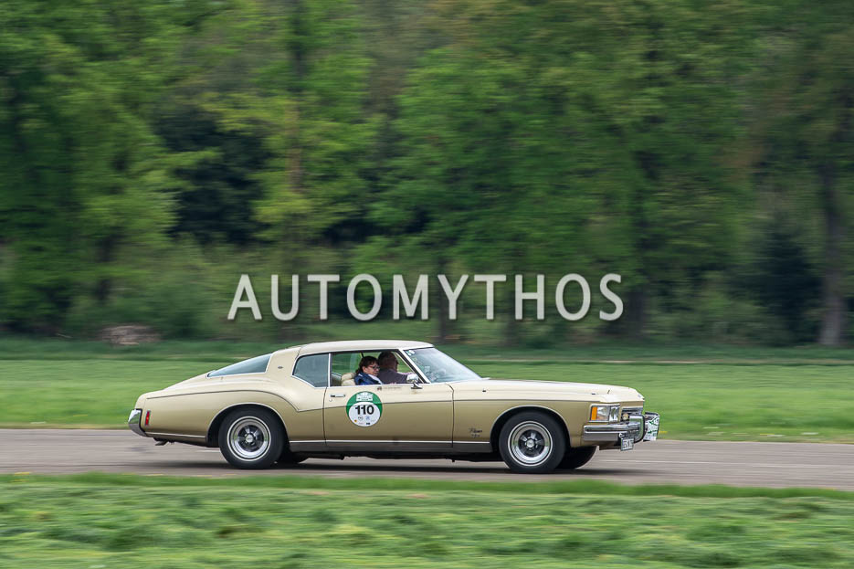 Automythos | 7. Bodensee Klassik 2018 | 110 | Andreas Müller-Witt & Patricia Müller-Witt | Buick Riviera GS Stage 1