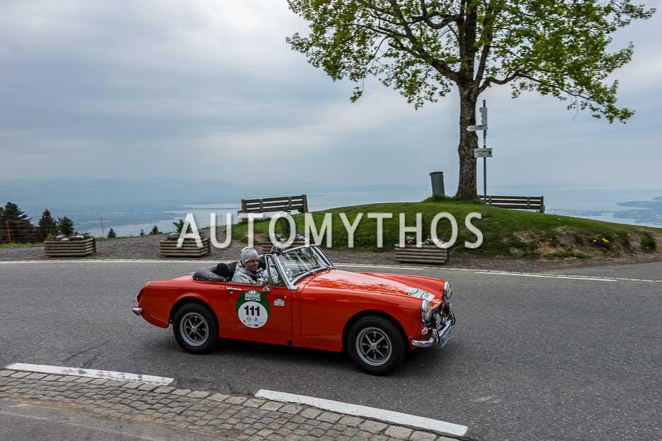 Automythos | 7. Bodensee Klassik 2018 | 111 | Tobias Löwe & Robert Fischer | MG Midget