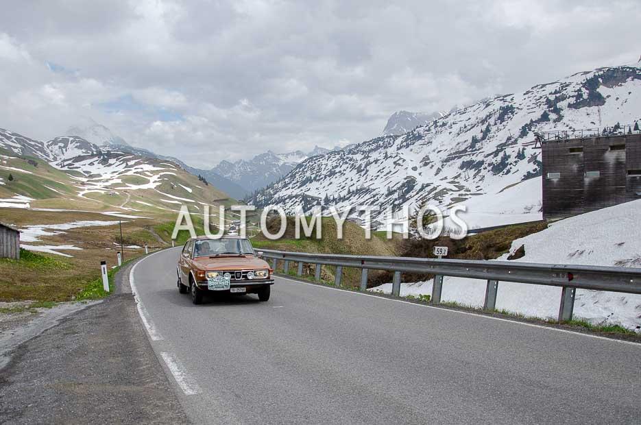 Automythos | 7. Bodensee Klassik 2018 | 113 | Philipp Renz & Erich Renz | Saab 99 EMS