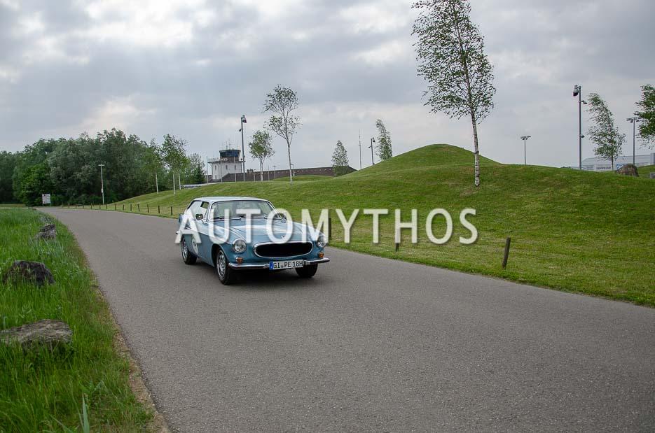 Automythos | 7. Bodensee Klassik 2018 | 114 | Stefan Schickedanz & Reimund Abel | Volvo P1800 ES