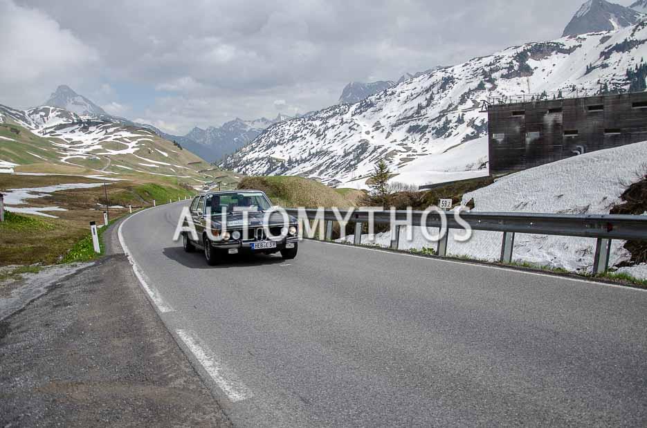 Automythos | 7. Bodensee Klassik 2018 | 116 | Fritz Geiger & Martin Wirth | BMW 3.0 Si