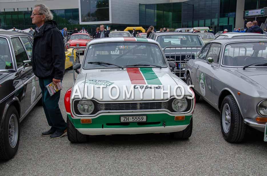 Automythos | 7. Bodensee Klassik 2018 | 117 | Christian Hermle & Stefan Fellmann | Ford Escort RS 2000