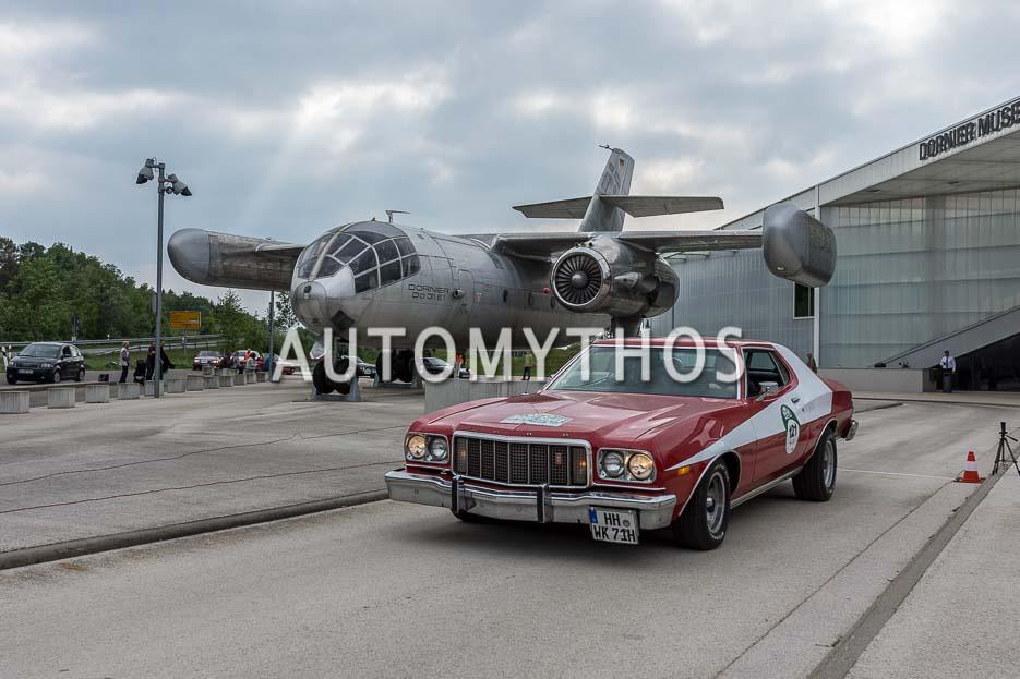 Automythos | 7. Bodensee Klassik 2018 | 121 | Walter Koch & Petra Steinbach | Ford Gran Torino
