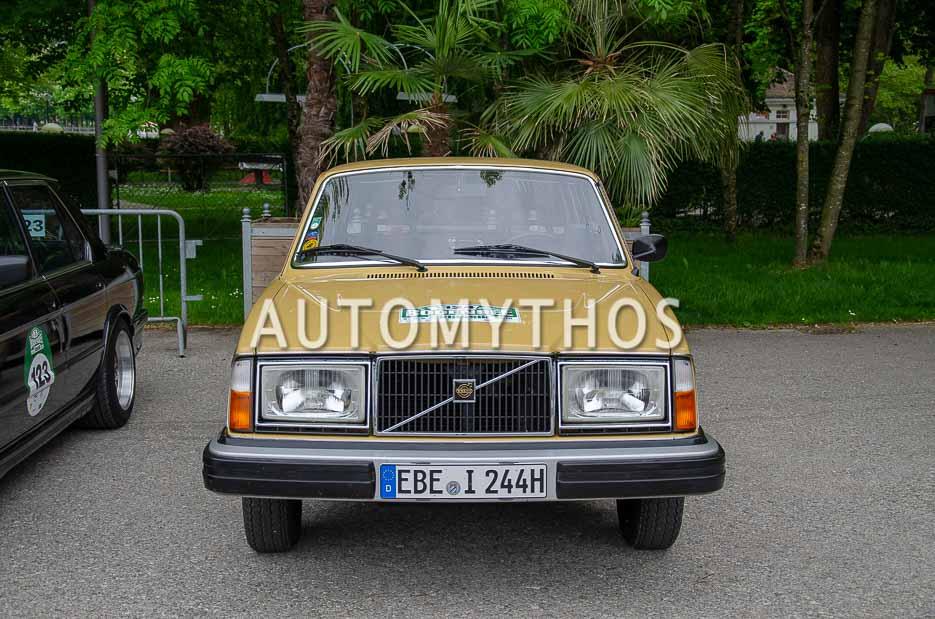 Automythos | 7. Bodensee Klassik 2018 | 124 | Volkmar Kruspig & Rita Kruspig | Volvo 244 DLS