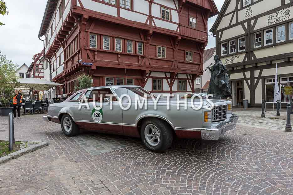 Automythos | 7. Bodensee Klassik 2018 | 126 | Christian Frank & Helga Nau | Ford LTD II