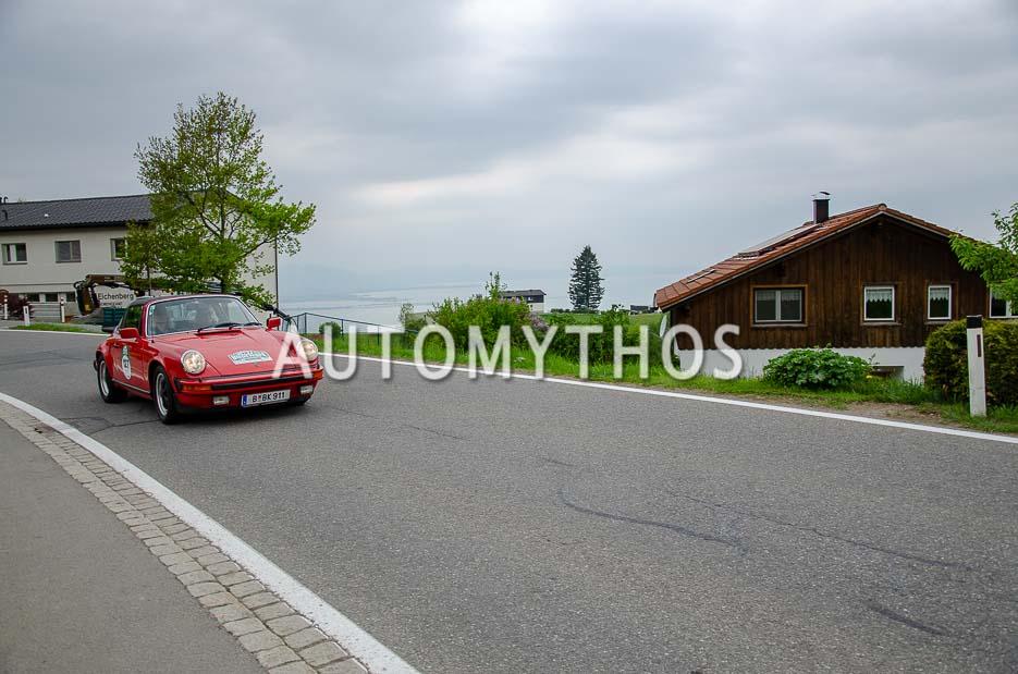 Automythos | 7. Bodensee Klassik 2018 | 127 | Barbara Kuchler & Martina Jungschmidt | Porsche 911 SC Targa