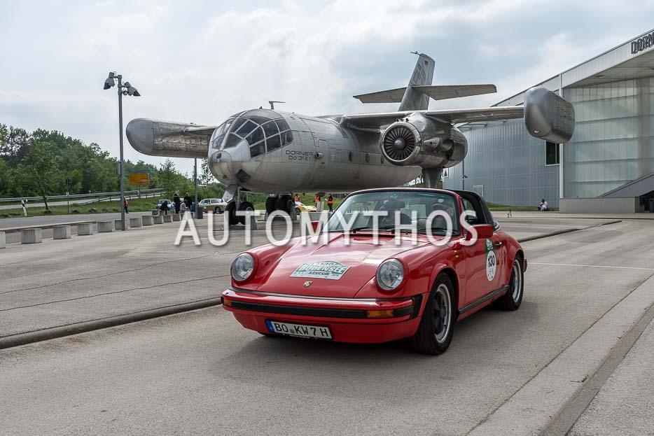Automythos | 7. Bodensee Klassik 2018 | 130 | Kai Wicke & Sven Döring | Porsche 911 Targa