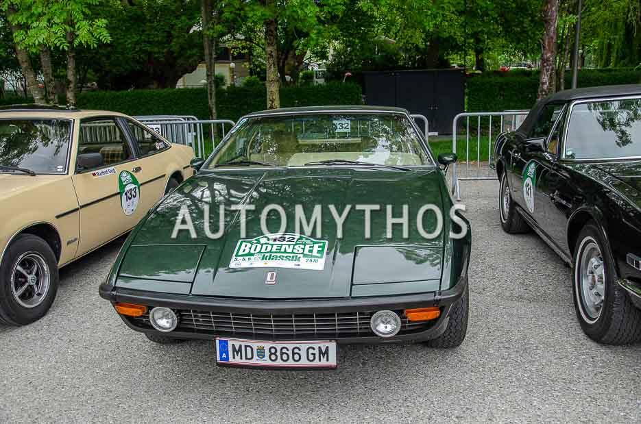 Automythos | 7. Bodensee Klassik 2018 | 132 | Klaus Hochholdinger & Gi Mayrhofer-Hochholdinger | Bitter CD
