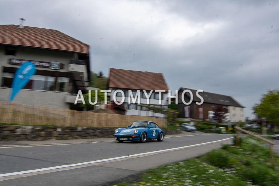 Automythos | 7. Bodensee Klassik 2018 | 134 | Dr. Jürgen E. Scheidt & Maximilian Scheidt | Porsche 911 SC 3.0