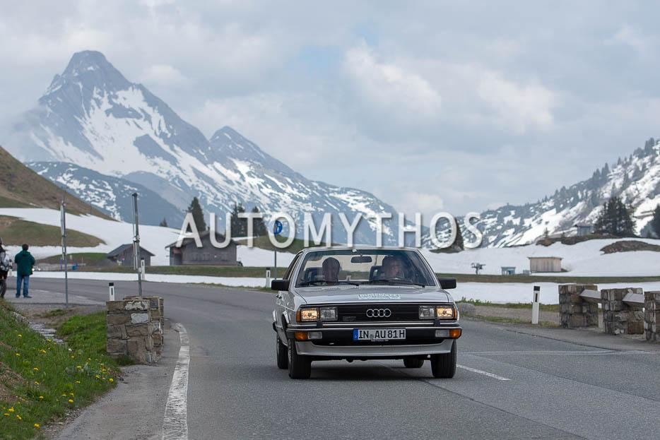Automythos | 7. Bodensee Klassik 2018 | 136 | Thomas Frank & Thomas Wirth | Audi 200 5T