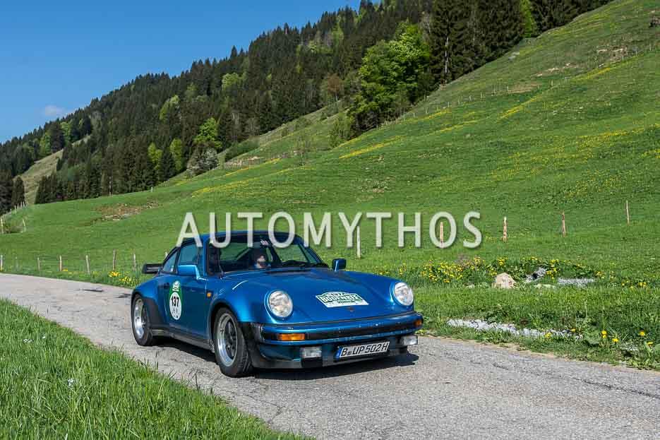Automythos | 7. Bodensee Klassik 2018 | 137 | Ulrich Patzer & Dr. Moritz Patzer | Porsche 911 SC Turbo