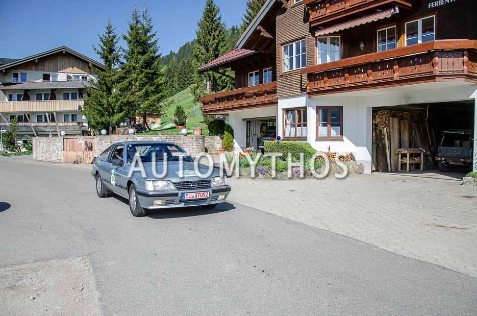 Automythos | 7. Bodensee Klassik 2018 | 139 | Gabriele Potjans & Thomas Würzburg | Opel Monza