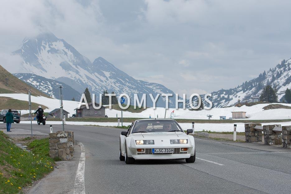 Automythos | 7. Bodensee Klassik 2018 | 142 | Thomas May-Englert & Heimo Reifetshammer | Alpine A310