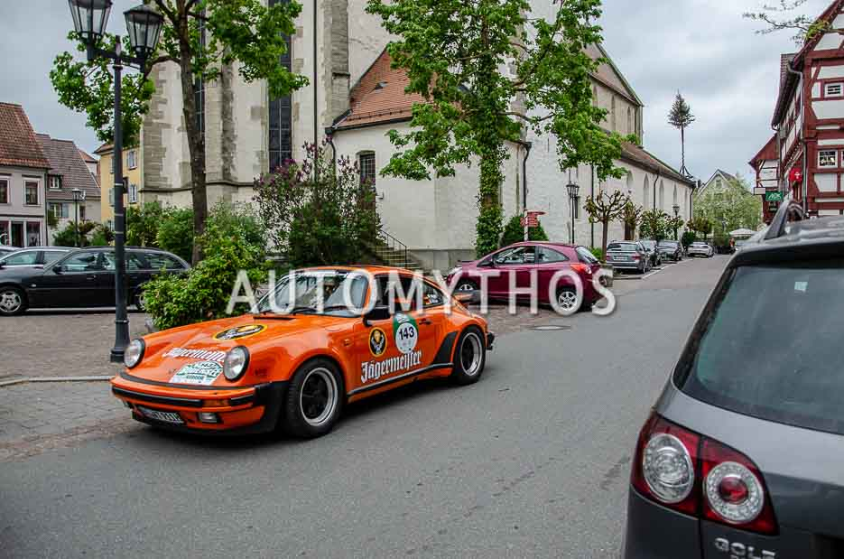 Automythos | 7. Bodensee Klassik 2018 | 143 | Manfred Nagel & Axel Klodt | Porsche 911