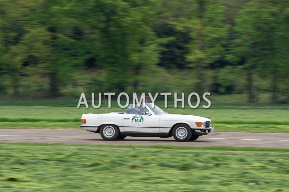 Automythos | 7. Bodensee Klassik 2018 | 144 | Oliver Kamann von Stein & Stein Florian von | Mercedes-Benz 280 SL