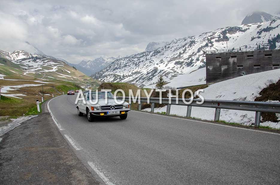 Automythos   7. Bodensee Klassik 2018   144   Oliver Kamann von Stein & Stein Florian von   Mercedes-Benz 280 SL