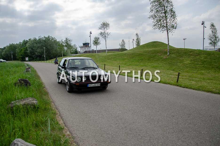 Automythos | 7. Bodensee Klassik 2018 | 148 | Michael Jatzkowski & Titus Schaar | Volkswagen Golf II