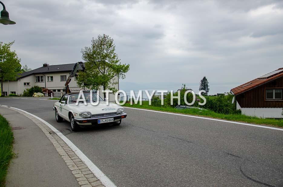 Automythos | 7. Bodensee Klassik 2018 | 151 | Karla Hörmann & Antje Hörmann | Jaguar XJ-S Convertible