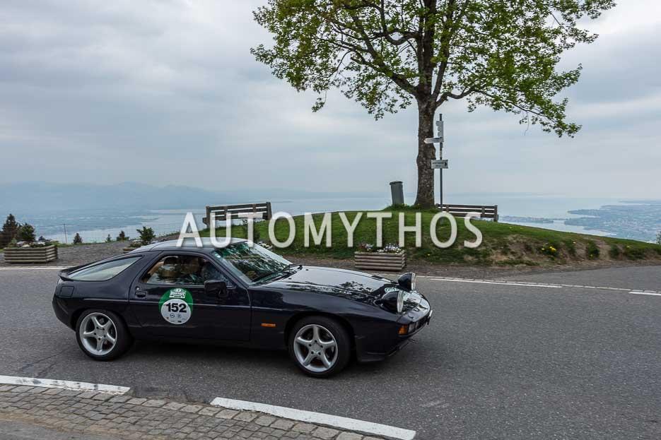 Automythos | 7. Bodensee Klassik 2018 | 152 | Peter Steiger & Sonia Steiger | Porsche 928 S