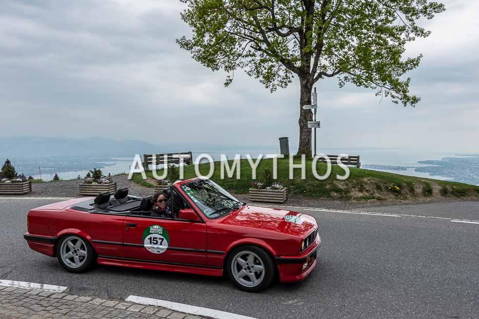 Automythos | 7. Bodensee Klassik 2018 | 157 | Matthias Kopka & Sabine Kopka | BMW 325i Cabriolet