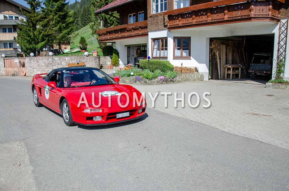 Automythos | 7. Bodensee Klassik 2018 | 158 | Kurt Manina & Manina Sylvia Manzoni | Honda NSX
