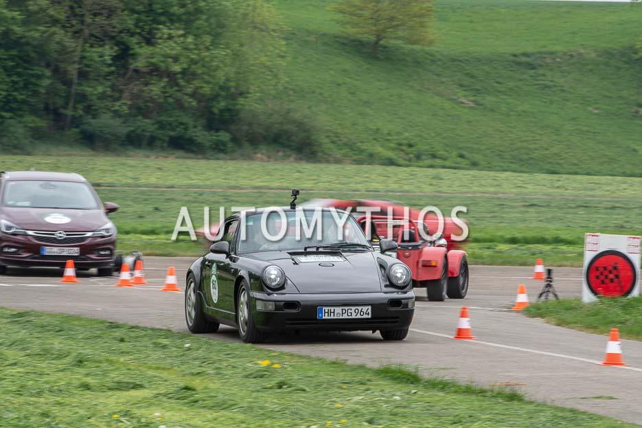 Automythos | 7. Bodensee Klassik 2018 | 160 | Sebastian Lindau & Daniel Wählisch | Porsche 911 Carrera 2