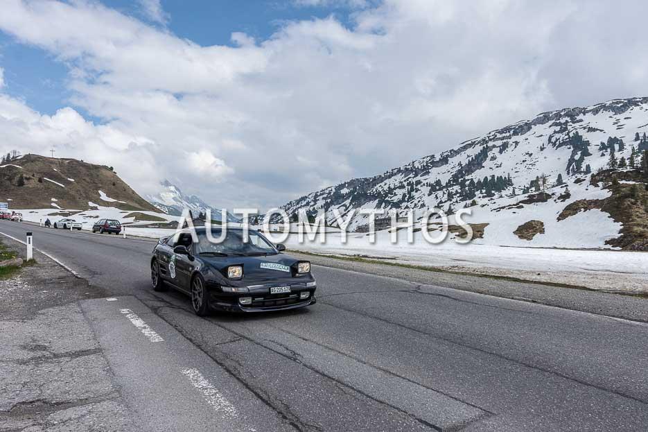 Automythos | 7. Bodensee Klassik 2018 | 161 | Arthur Erdin & Simon Geissmann | Toyota MR2 2.0 GT-i