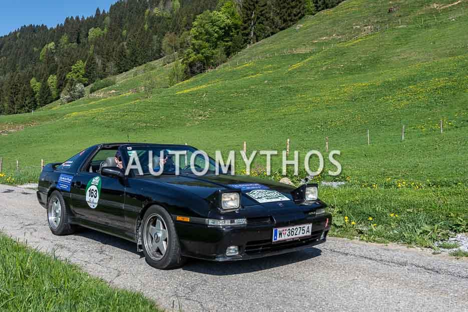Automythos | 7. Bodensee Klassik 2018 | 163 | Oliver Drahosch & Adrian Drahosch | Toyota Supra