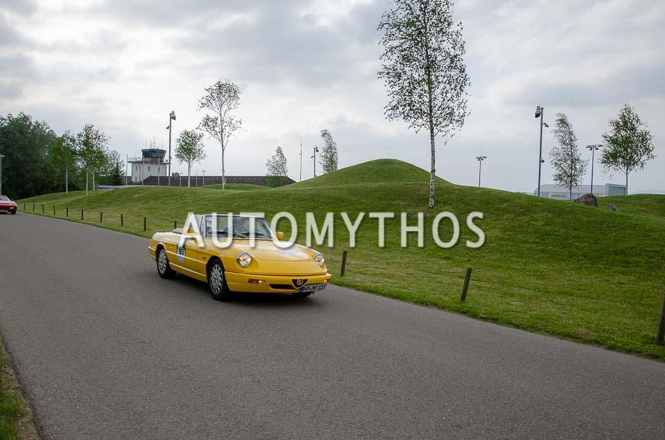 Automythos | 7. Bodensee Klassik 2018 | 165 | Martin Pfenning & Ute Pfenning | Alfa Romeo Spider