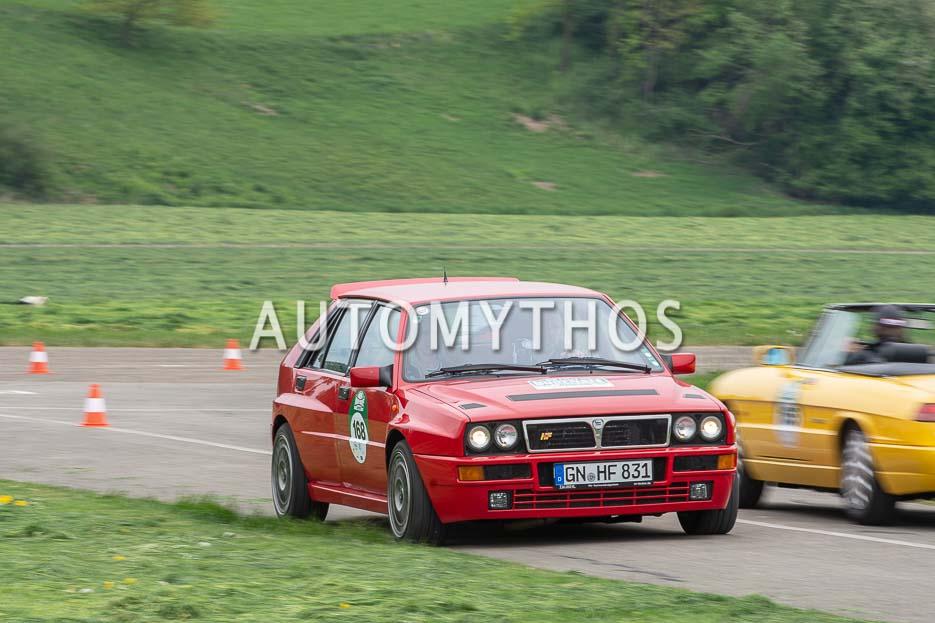 Automythos | 7. Bodensee Klassik 2018 | 168 | Sebastian Tauber & Christiane Hild | Lancia Delta Integrale Sedici