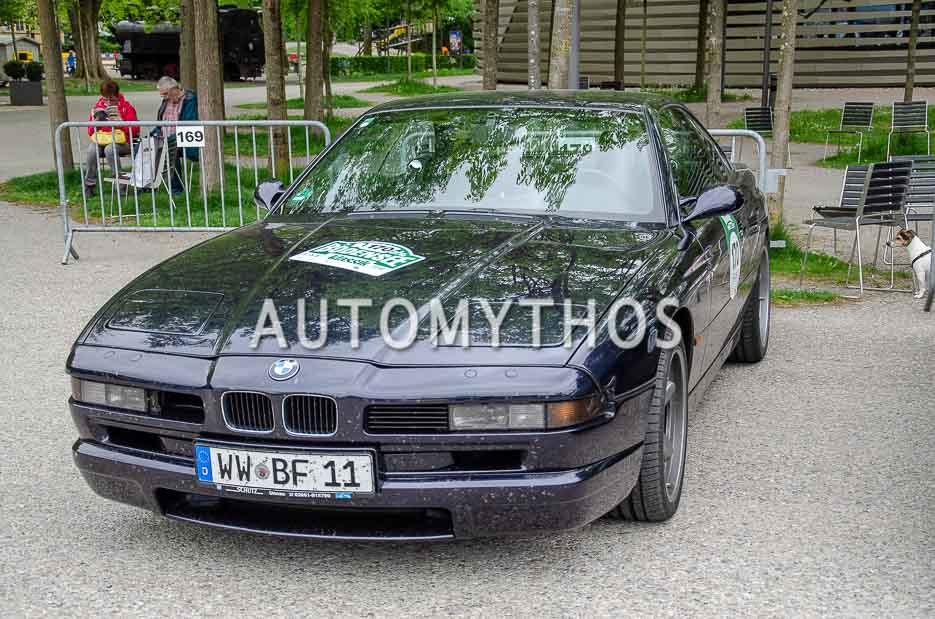 Automythos | 7. Bodensee Klassik 2018 | 170 | Burkhard Theis & Bernd Stahl | BMW 850 CSi