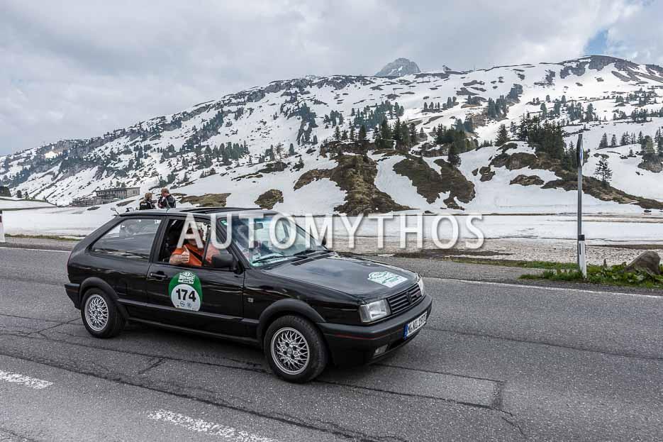 Automythos | 7. Bodensee Klassik 2018 | 174 | Klaus Löslein & Sabine Löslein | Volkswagen Polo G40