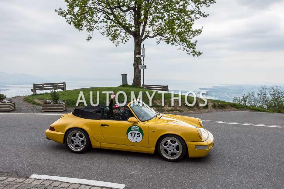 Automythos | 7. Bodensee Klassik 2018 | 175 | Sven Antoon Henricus Kuijper & Bianca Richter | Porsche 911 Carrera 2 CB