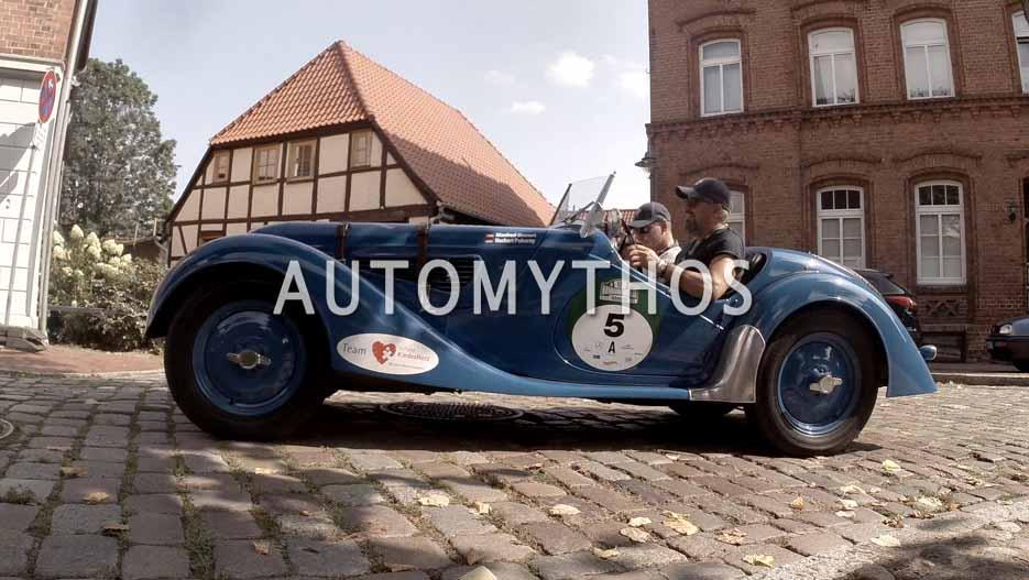 Automythos | 12. Hamburg Berlin Klassik 2019 | 5 | Manfred Grunert & Norbert Pokorny | BMW 328