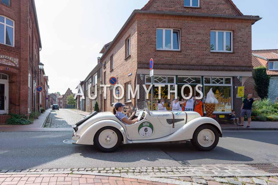 Automythos | 12. Hamburg Berlin Klassik 2019 | 6 | Prinz Leopold von Bayern & Katarina Witt | BMW 328