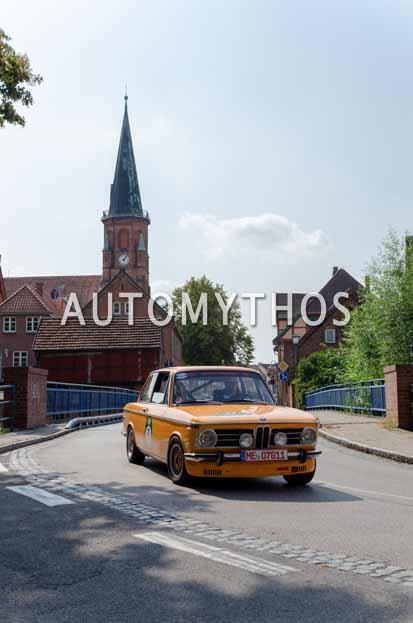 Automythos | 12. Hamburg Berlin Klassik 2019 | 7 | Christian Köppen & Gabriele Köppen | BMW 2002 tii