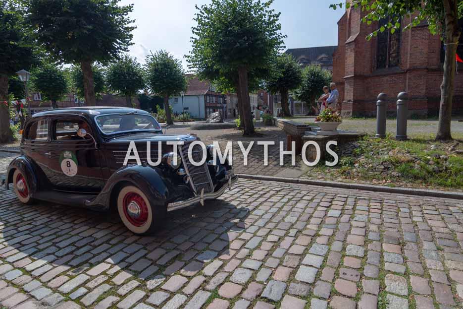 Automythos | 12. Hamburg Berlin Klassik 2019 | 8 | Friedemann Matthieu & Bernd Budi | Ford Eifel