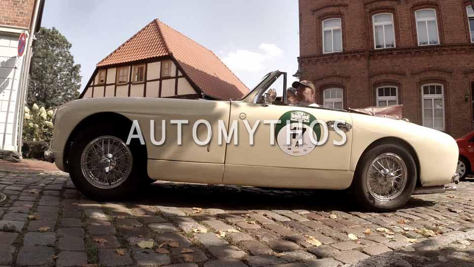 Automythos | 12. Hamburg Berlin Klassik 2019 | 17 | Martin Hörmann & Jochen Hempel | Aston Martin DB2/4