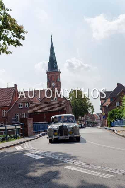 Automythos | 12. Hamburg Berlin Klassik 2019 | 20 | Christian Plagemann & Alexander Plagemann | Mercedes 180 D