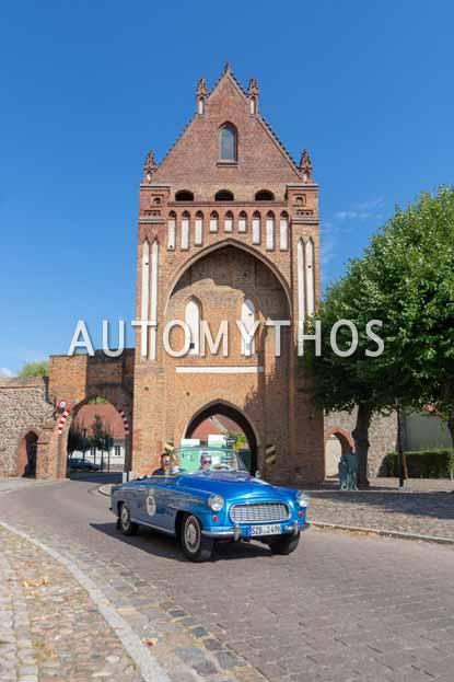 Automythos | 12. Hamburg Berlin Klassik 2019 | 30 | Joachim Llambi & Motsi Mabuse | Skoda Felicia