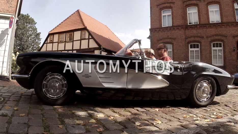 Automythos | 12. Hamburg Berlin Klassik 2019 | 32 | Olaf Meyers & Manfred Wermelskirchen | Chevrolet Corvette