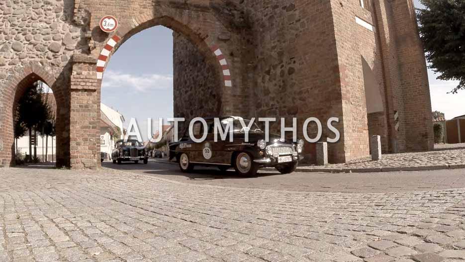 Automythos | 12. Hamburg Berlin Klassik 2019 | 33 | Lars Zühlke & Andreas Leue | Skoda Octavia 1200 TS