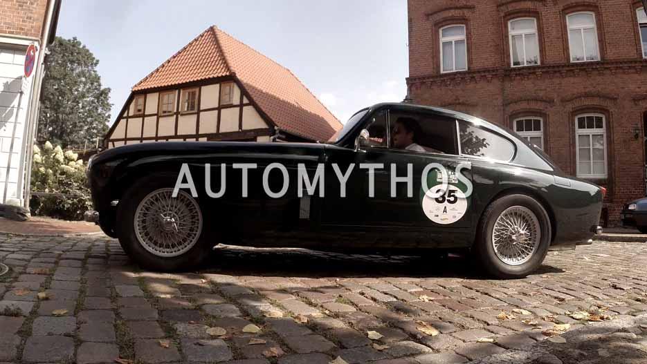 Automythos | 12. Hamburg Berlin Klassik 2019 | 35 | Moritz Ruppert & Vivica Cecilia Ruppert | Aston Martin DB 2/4 III